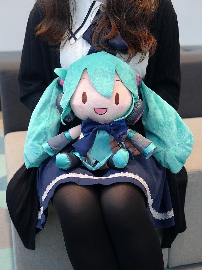 Gấu bông SEGA Hatsune Miku Preciality
