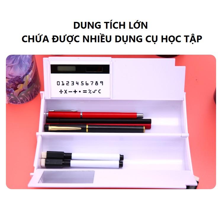 Hộp bút Hatsune Miku đa năng