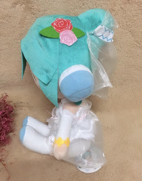 Gấu bông SEGA Hatsune Miku White Dress