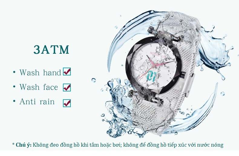 Đồng hồ Hatsune Miku Quartz Xingyunshi (mẫu 2)