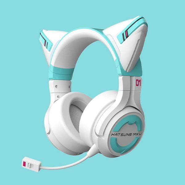 Tai nghe Bluetooth Hatsune Miku YOWU