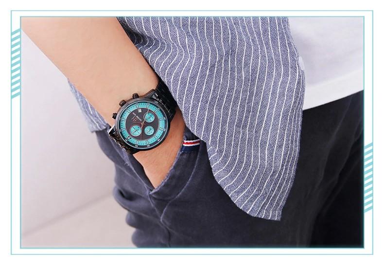 Đồng hồ Hatsune Miku Quartz Xingyunshi (mẫu 4)