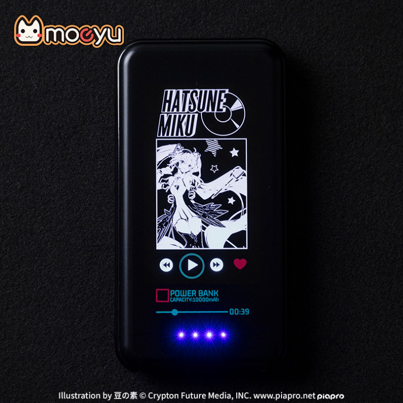Sạc dự phòng Hatsune Miku Technology Magic