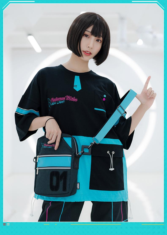 Túi đeo vai Hatsune Miku Neon Light