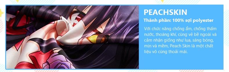 Vỏ gối Hatsune Miku - gối ôm, gối nằm và gối vuông (mẫu 1)