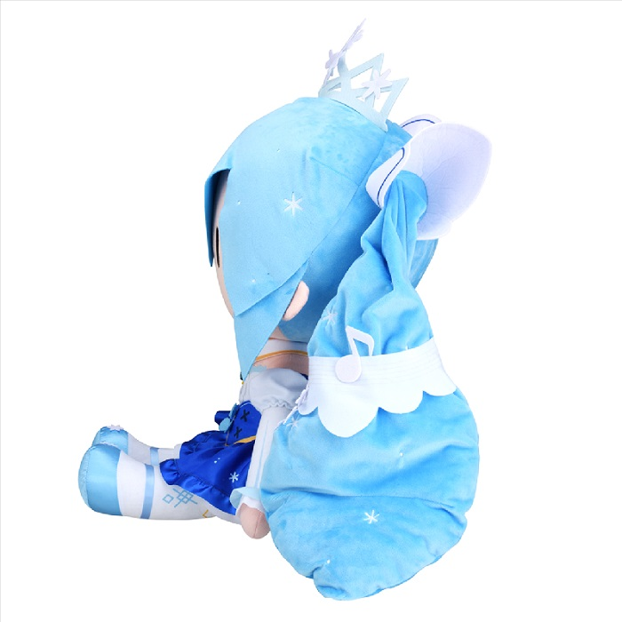 Gấu bông SEGA Hatsune Miku - Snow Miku 2019 cỡ lớn